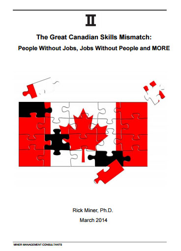 People without Jobs, Jobs without People